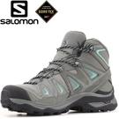 Salomon 401346灰/玻璃藍 ...