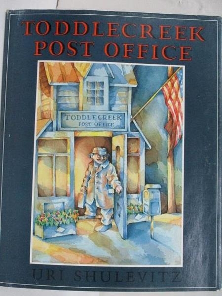 【書寶二手書T1/少年童書_DYM】Toddlecreek Post office