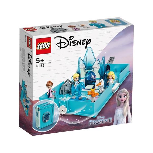 樂高積木Lego 43189 Elsa and the Nokk Storybook Adventures