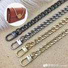 斜背包包錬條單買粗短手提包可調節不褪色金屬配件替換包帶