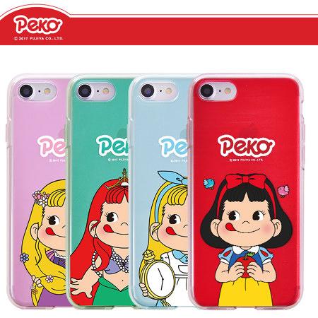 特價商品│ PEKO 牛奶妹 半透軟殼 手機殼│S8 Plus│z8066