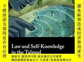 二手書博民逛書店Law罕見And Self-knowledge In The TalmudY256260 Ayelet Hof