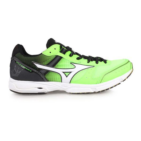 new product 88608 fdd63 MIZUNO WAVE EMPEROR 3 皇速-男路跑鞋(免運美津濃慢跑≡