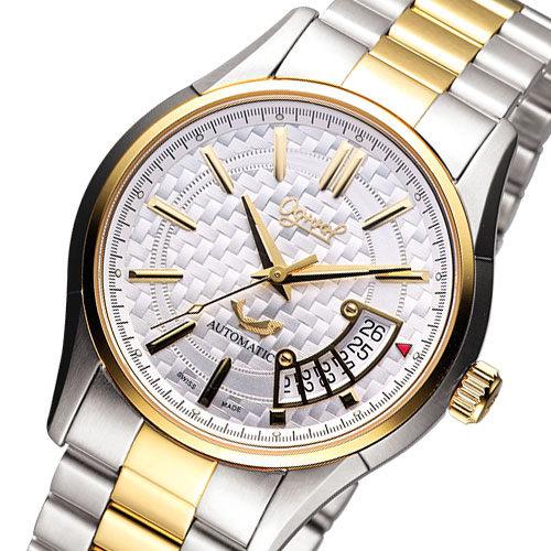 Ogival 愛其華 尊貴之王者機械錶/手錶-半金/40mm 3356AMSK