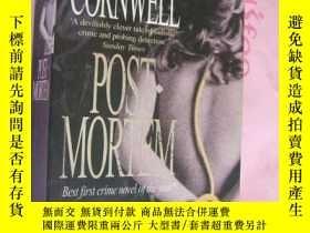 二手書博民逛書店Post罕見Mortem by Patricia Cornwel
