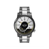 【Mini Cooper】經典時尚潮流雙色石英腕錶-撞色款/MINI-SM-013/台灣總代理公司貨享兩年保固