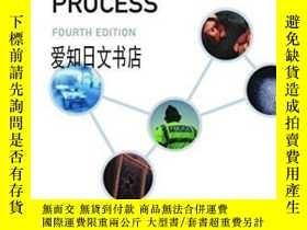 二手書博民逛書店【罕見】The Criminal Process 2010年出版