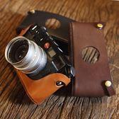 cam-in 徠卡 Leica M6 M7 MP M2 M3 M4相機套 套 半套CA020  魔法鞋櫃  igo