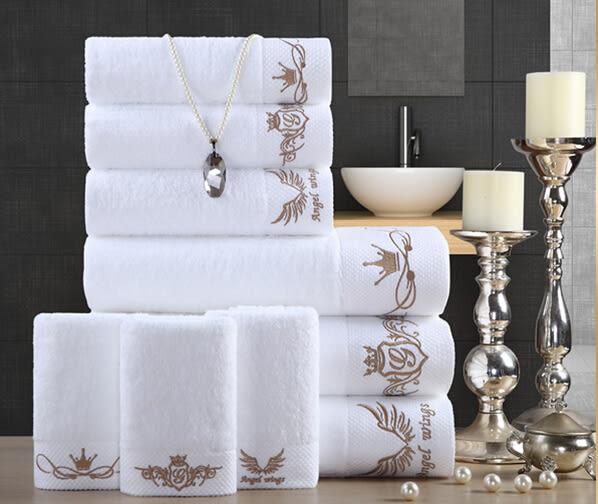 純棉成人加厚情侶浴巾DL13026『M&G大尺碼』