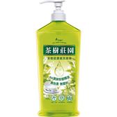 茶樹莊園茶樹超濃縮洗碗精1000g【愛買】