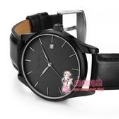 機械錶 黑科技手錶男機械錶全自動瑞士時尚簡約潮流概念石英男士男錶學生 4色