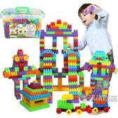 積木兒童大顆粒塑料拼搭益智拼插男孩寶寶3-6周歲玩具