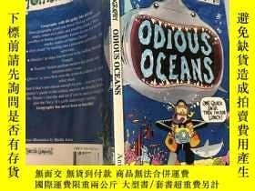 二手書博民逛書店odious罕見oceans可惡的海洋Y200392