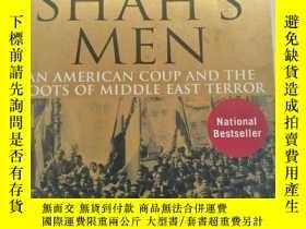 二手書博民逛書店All罕見the Shah s Men : An America