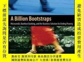 二手書博民逛書店A罕見Billion BootstrapsY364682 Philip Smith Mcgraw-hill