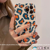 手機殼 日韓撞色豹紋適用蘋果11手機殼iphone12promax新款x/xr軟7女8plus8號店