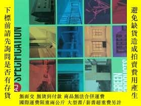 二手書博民逛書店AJ罕見THE ARCHITECTS JOURNAL SPECIFICATION 2014 08 建築月刊 外文