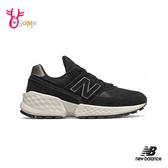 New Balance 574 成人女款 麂皮復古休閒運動鞋 厚底鞋 P8454#黑色◆OSOME奧森鞋業