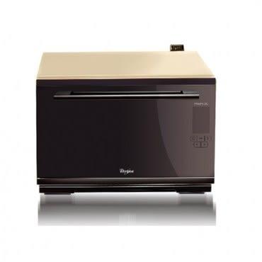 【Whirlpool 惠而浦】 SO2800B 25L獨立式蒸烤箱 / 香檳金