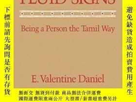 二手書博民逛書店Fluid罕見Signs-流體跡象Y436638 E. Valentine Daniel University
