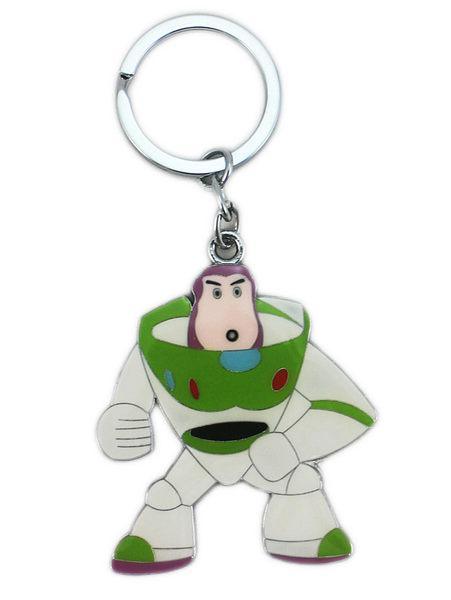 【卡漫城】 巴斯光年 鑰匙圈 ㊣版 金屬 太空人 吊飾 包包掛飾 掛環 玩具總動員 Toys Story Buzz