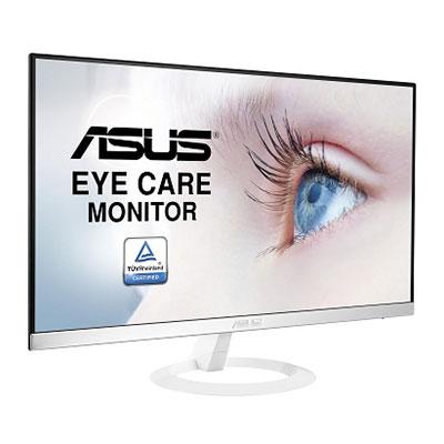 ASUS VZ249H-W 24型 FullHD 超薄無邊框廣視角