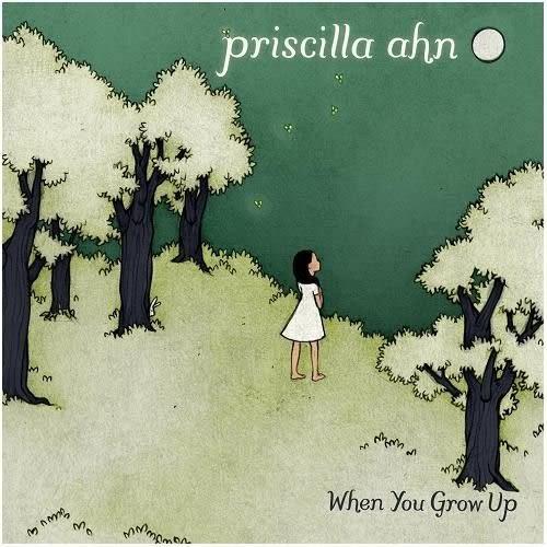 普莉西雅 當你長大 CD(購潮8)