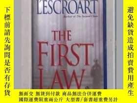 二手書博民逛書店《罕見The First Law 》(Dismas Hardy)
