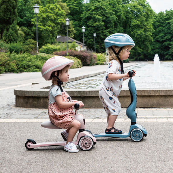 『輸入RE200 現折200』奧地利 Scoot & Ride Cool飛滑步車/滑板車(4色可選)