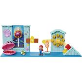 super mario超級瑪利歐 任天堂 2.5吋 海底世界豪華組 玩具反斗城