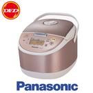 PANASONIC 國際牌 SR-JHS18 HI電子鍋 10份 日本進口 鑽石微粒波紋厚銅鍋2.3mm 公司貨