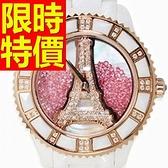 陶瓷錶-唯美大方素雅女腕錶56v12[時尚巴黎]