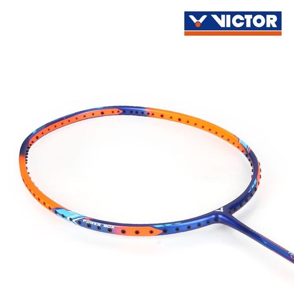 VICTOR 突擊球拍-4U(免運 勝利 羽毛球拍 羽球拍≡排汗專家≡