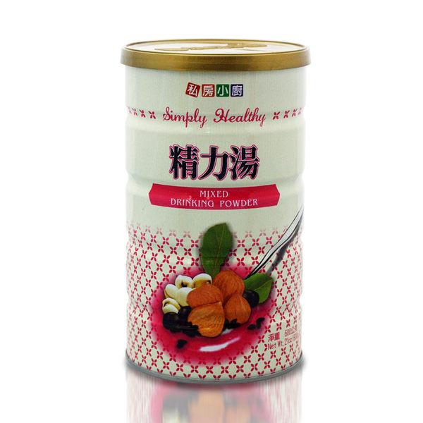 私房小廚 • 精力湯/600公克/罐