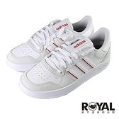 Adidas Breakenet 白色 皮質 運動網球鞋 女款NO.J0729【新竹皇家 FZ3270】