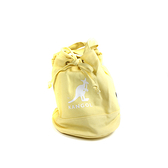 KANGOL 側背包 手提包 鵝黃色 6925300761 noA91
