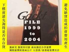 二手書博民逛書店Gackt罕見FILE 1999 to 2004Y406343 gackt gackt 出版2004