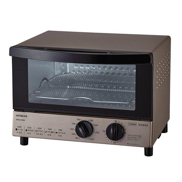 日立 HITACHI 12公升溫控烤箱 HTO-CF50T