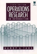 二手書博民逛書店 《Operations Research: An Introduction》 R2Y ISBN:0132729156