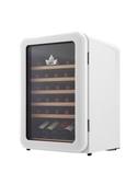 紅酒櫃HCK哈士奇SC-130RDA復古紅酒櫃恒溫酒櫃家用小冷藏櫃小冰箱冰吧LX新年禮物