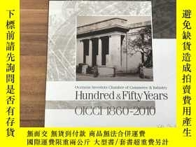 二手書博民逛書店Hundred罕見Fifty Years OICCI 1860-2010 精裝本Y265546