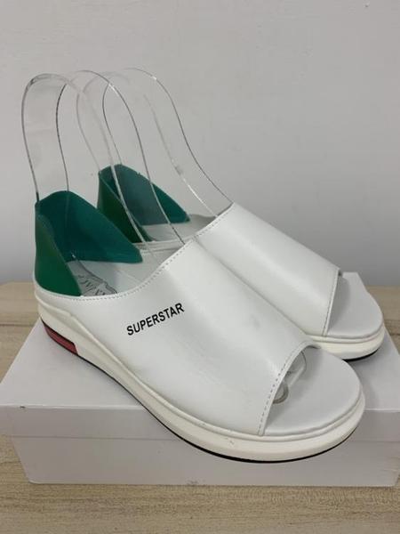 韓版平底鞋涼鞋淺口魚口鞋(35-39號/777-1947)