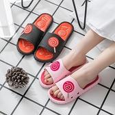 2020新款涼拖鞋家用夏天防滑室內浴室洗澡拖鞋男士夏季女外穿 【中秋節】