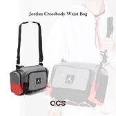 Nike 斜背包 Jordan Crossbody Waist Bag 灰 紅 男女款 腰包 喬丹 運動休閒【ACS】 JD2043003AD-002