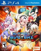 PS4 NiTRO+ BLASTERZ -HEROINES INFINITE DUEL-(美版代購)