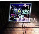 紐繽LED發光可懸掛熒光板LVV1411【棉花糖伊人】 TW
