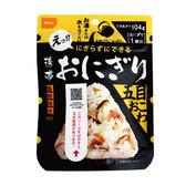 Onisi 尾西即食餐乾燥飯 三角飯糰-五目炊飯