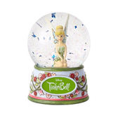 《Enesco精品雕塑》迪士尼奇妙仙子水晶球/雪球-A Pixie Delight(Disney Traditions)★funbox生活用品★_EN93264
