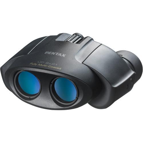 PENTAX 波魯式菱鏡 Porro prism 8x21 UP 輕巧型雙筒望遠鏡 全鏡鍍膜 演唱會 戶外旅遊 (富堃公司貨)