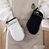 廚房微波爐手套烤箱烘焙專用隔熱手套耐加厚高溫防燙手套 青山市集
